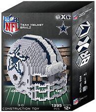 Dallas Cowboys BRXLZ Team Helmet 3-D Puzzle Construction Toy New  1395 Pieces