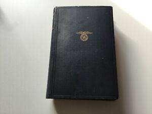 Adolf HITLER Mein Kampf Edition originale de 1933 en allemand