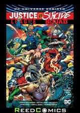 JUSTICE LEAGUE VS SUICIDE SQUAD HARDCOVER (312 Pages) New Hardback