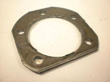 "Trailer Brake Backing Plate Flange 5200, 6-7000# Axle 3-1/8"" HOLE 5 bolt bracket"