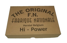 FN Browning Hi-Power Box (Fabrique Nationale High Power)