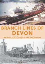 Branch Lines Of Devon Volume 1 DVD