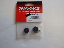 TRAXXAS- HEX WHEEL HUBS STEEL (2) / AXLE PINS (2.5x12mm) (2)- MODEL# 4959 -Box 3