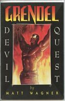 Grendel Devil Quest 1995 series # 1 very fine comic book