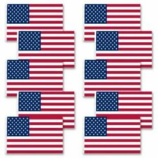 10pcs 3'x5' Ft American Flag Us Usa Star Stripes Grommet Fit Flagpole Wholesale