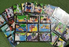 Dragon Ball Z TCG 1999 Funimation komplett #1 bis #72 card game