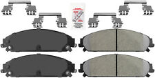 Disc Brake Pad Set-SRT-4, Rear Disc Front Autopartsource PRM1058