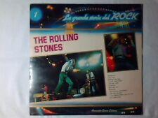 ROLLING STONES La grande storia del Rock n.1 lp ITALY UNIQUE PR0M0