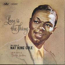 Nat King Cole Love Is The Thing SACD Hybrid STEREO SOUND JAPAN