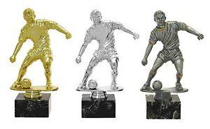 3er Serie Fußballer-Pokale (627) Höhe = 24,5 cm inkl. Gravur nur 18,95 EUR