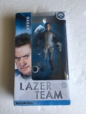 Lazer Team. Hagan Figure New In Box rare