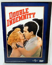 2D Dvd Double Indemnity Barbara Stanwyck Fred Macmurray 1944