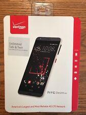 "VERIZON HTC DESIRE 530 CELL 4G PHONE 5"" TOUCHSCREEN 8mp rear facing camera NEW"