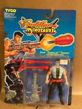 Vintage Cadillacs and Dinosaurs Jack Tenrec Action Figure Tyco 1993