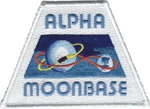 Space 1999 Moonbase Alpha Patch