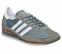 Adidas Sl 72 Trainers Raw Green White Orange Trainers Shoes