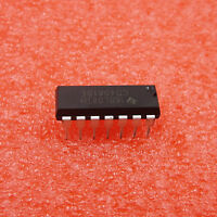 10pcs CD4081 DIP 14 CD4081BE Quad 2 Input Or And Gate Original DIP-14 TI Chip IC