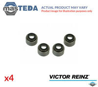 4x VICTOR REINZ VALVE STEM SEAL SET 70-20315-20 P NEW OE REPLACEMENT