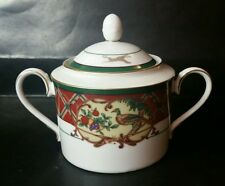 "NORITAKE CHINA ""ROYAL HUNT""  SUGAR BOWL & LID - MINT CONDITION"