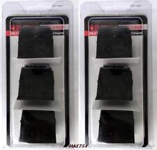 Ruger 10/22  BX-1  22LR 10 Round  Magazine  6-Pack Model # 90451 OEM Factory New