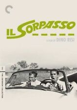 Criterion Collection IL Sorpasso - Comedies DVD