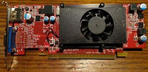 NVIDIA GeForce 8400GS DVI VGA Low Profile PCIe Video Card 256MB