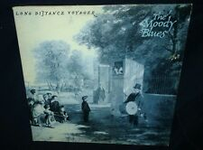 THE MOODY BLUES, Long Distance Voyager, 1981 VINYL LP VG+ playtested, Cover EX