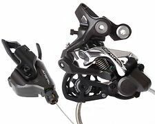 Shimano Saint M820 Shadow Rear Derailleur &Trigger New