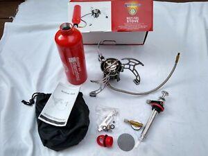 Multi Fuel Stove MSR Optimus Primus clone - burns gas, kerosene, diesel, butane