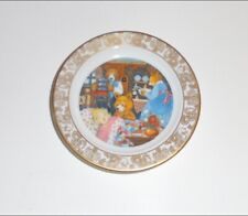 Fairy Tales Three Bears Myth Legend Fantasy Woods Story Plate Collector Plate