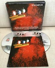 NOW THAT'S WHAT I CALL MUSIC 13 Fatbox Insert CD Album 1988 Disc VGC