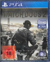 Watch Dogs 2 - Gold Edition - PS4 - 100% UNCUT -  Neu & OVP Deutsche Version