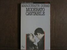 MARGUERITE DURAS: MODERATO CANTABILE