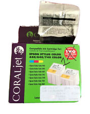 Epson Stylus Color 440/640/740 Compatible Color Ink (one cartridge only) OpenBox