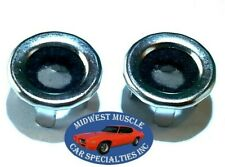 Mopar Chrysler Door Panel Lock Latch Knob Pulls Grommet Bushings Ferrules 2pc HZ