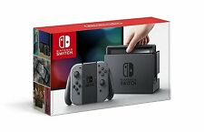Nintendo Switch 2500066 Grau Konsole