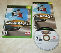 Tony Hawk's Pro Skater 2X for Xbox Complete Fast Shipping!