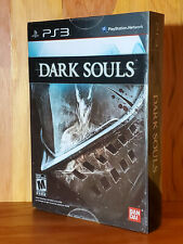 NEW! Dark Souls (PS3) Limited Edition Steelbook - NIB!