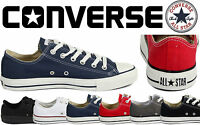 Converse Lo Top Mens Womens Unisex All Star Low Tops Chuck Taylor Trainers Shoes