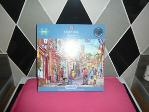 1000 piece jigsaw puzzle gibsons steep hill