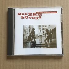 Jonathan Richman & Modern Lovers-Live at the Longbranch CD (1972-73) '98 Release