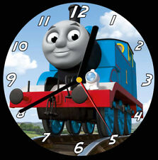 Thomas the Tank Engine Reloj de CD, Soporte Libre, personalizable