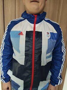 Adidas Olympics LONDON 2012 Team GB GREAT BRITAIN JACKET Stella Mccartney SIZE M