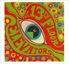 NEW The Psychedelic Sounds Of The 13th Floor Elevators ( 2 CD Set ) (Audio CD)