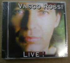 VASCO ROSSI - LIVE ! - CD ZYX RECORDS - GERMANY - BRAND NEW SEALED 2011