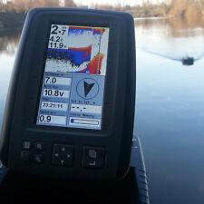 Carplounge EchoSpotter Funkecholot GPS Farbecholot für Futterboot Baitboat TF640