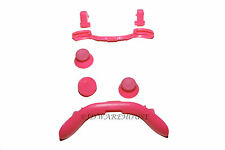 Pink Set Parts for Xbox 360 Controller LB RB Bumper LT RT Trigger Buttons Dpad