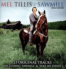 Sawmill by Mel Tillis (CD, Oct-2013, Play 24-7)