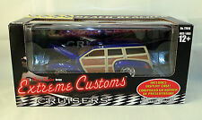 "Set of 7 Hawk ""Thom Taylor"" Extreme Customs Diecast Vehicle -  1/24 scale"