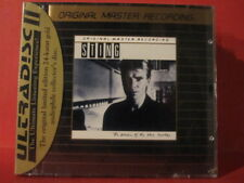 """MFSL-UDCD 528 STING """"THE DREAM OF THE BLUE TURTLES""""(GOLD-CD/USA/FACTORY SEALED)"""